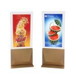 Buy cheap Floor Standing RK3288 OLED Screen Digital Kiosk Display from wholesalers