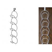 Buy cheap Metal Hanger Over The Door Hat Rack / Wall Mounting Door Hanging Hat Rack from wholesalers