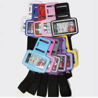 Buy cheap iphone 4/4S iPhone 5 5S /Sports bag Running Gym reflective Armband case cover Pouch Belt from wholesalers