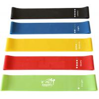 Buy cheap High End Rubber Elastic Resistance Loop Bands For Sports And Fitness Customized from wholesalers