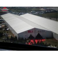 Buy cheap Weatherproof Industrial Factory Storage Tent High Mobility And Flexibility from wholesalers