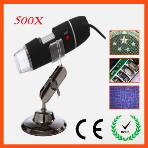 Buy cheap 50X-500X USB Digital Microscope KLN-J500 product