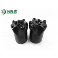 Buy cheap 12 Degree Spherical Button Tapered Drill Bits Rock Drilling Tools from wholesalers