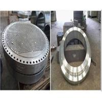 Buy cheap forged ring flange tube sheet plate flange from wholesalers
