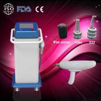 Buy cheap hottest sale  Q-switched Nd-yag laser machine tattoo removal for beauty clinic from wholesalers