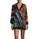 Buy cheap Mature woman kimono beautiful print Chiffon fabric kimono for women from wholesalers