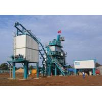 Container Type 80T Output Asphalt Mixing Plant With 6800mm Length Drying Drum And Itlia Burner