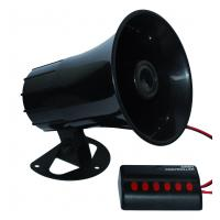 Buy cheap car siren horn electronic siren speaker INTRUSION ALARM SIREN from wholesalers