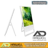 Buy cheap 42 Ultra-thin Portable Digital Poster LCD Display Signage from wholesalers