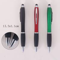 Buy cheap twist curvy plastic touch pen,touch stylus pen from wholesalers