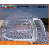 Buy cheap Bubble Tent Inflatable Party Tent 0.8 MM PVC Camping Inflatable Clear Dome Tent from wholesalers