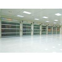 Buy cheap Industrial High Performance High Speed PVC Door Large Size for Indoor Use from wholesalers