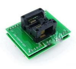 Buy cheap Brand new CNV ssop16 to dip16 ic socket 16 pin tssop16 ic test socket from wholesalers