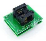 Buy cheap Test socket CNV ssop16 to dip16 ic socket 16 pin tssop16 ic test socket from wholesalers