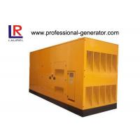Buy cheap Stable Performance Container Generator Set 1000kva Waterproof with Original Cummins Engine from wholesalers