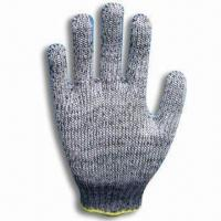 Buy cheap Cut-resistant Gloves, Made of UHMWPE Fiber, Various Sizes are Available from wholesalers