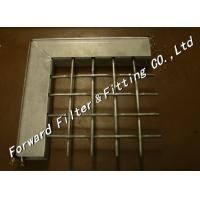 Buy cheap Durable Crimped Decorative Woven Wire Mesh With Beautiful Structure from wholesalers