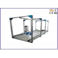 Buy cheap EN71-1 Dynamic Stability Testing Equipment , PLC Control Toys Impact Testing Machine from wholesalers
