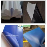 Buy cheap Flame Resistant Laminated PVC Fabric Anti - Cold For Transportation from wholesalers