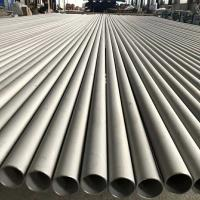 Buy cheap Sanicro -28 UNS N08028 Seamless Stainless Steel Tube ASTM B668 SGS ISO from wholesalers