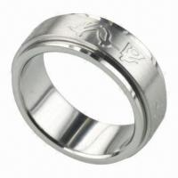 Buy cheap Ring, Can Laser Your Logo for Free product