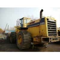 Buy cheap Original japan Used KOMATSU WA600 Wheel Loader product