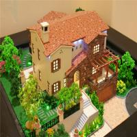 Buy cheap Architectural scale model maker , villa abs 3d physical model from wholesalers
