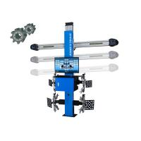 Buy cheap Top Quality Tire Repair Tools New Design 3D Wheel Alignment Machine High Technology 3D Four Wheel Aligner from wholesalers