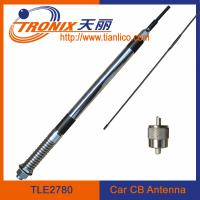 Buy cheap marine car antenna/ heavy duty spring cb car antenna/ marine cb antenna TLE2780 product