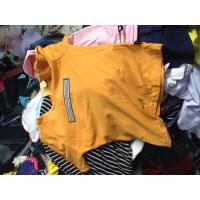 China summer mixed clothing used clothes loading container on sale