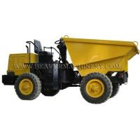 Buy cheap Wheel Dumper Car with Kubota Engine from wholesalers