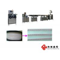 Buy cheap 30KW Automatic Single screw Plastic Strip Making Machine with High precise extrusion mould from wholesalers