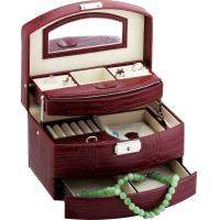 Buy cheap Leather Jewelry Collection Boxes, cardboard paper case product