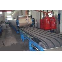Buy cheap Simple PU Sandwich Panel Machine For 30 - 200mm Roof Wall Panel from wholesalers