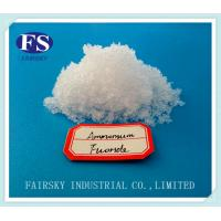 Buy cheap Ammonium Fluoride(Fairsky)97%Min& glass etching, preservative&Leading Supplier in China from wholesalers