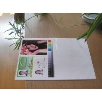 Buy cheap China Factory Brand Guangyi  Inkjet Printable Pvc Plastic Sheet from wholesalers