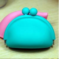 Buy cheap AAA quality Price Environmental 10pcs Mixed Color Japanese Neon Silicone Purse/Wallet ,Silicone Coin Purse,Silicone Coin from wholesalers