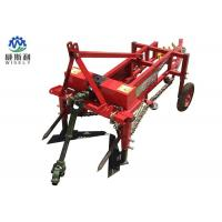 Buy cheap Diesel Engine Powered Agricultural Harvesting Machines Small Peanut Combine Harvester from wholesalers
