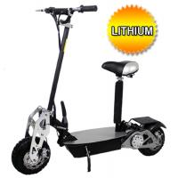 Buy cheap Brand New 2015 Super Turbo Chrome 1200 watt Lithium Electric Scooter from wholesalers