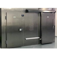 Buy cheap Colorbond Steel Cold Room Swing Door 1000x1900 Coolroom Sliding Door from wholesalers