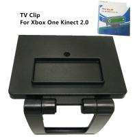 Buy cheap Adjustable TV Clip Holder for Xbox One Kinet 2.0 Black color with Gift box package from wholesalers