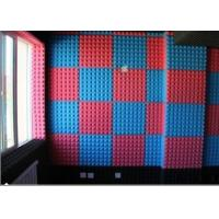 Buy cheap Acoustic Foam Panel Fire Sound Absorbing Foam For Recording Studio Decorative from wholesalers