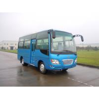 Buy cheap Coaster 19 Seater Minibus 2780 / 2990 Height Natural Gas Buses Turbocharged from wholesalers