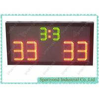 Buy cheap Volleyball Portable electronic scoreboard from wholesalers
