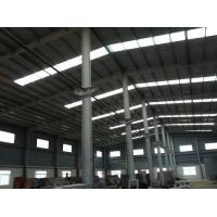 Buy cheap Lightweight Steel Structures , High Strength Steel Structure Building For Homes from wholesalers