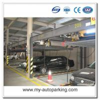 Buy cheap Made in China High Quality 2 Level Automatic Car Parking System from wholesalers