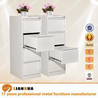 Buy cheap metal vertical 4 drawer file cabinet product