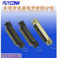 Buy cheap 180 Degree PCB Mount Straight Female Connector 36 pin For Printer product