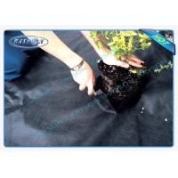 Buy cheap Environment Friendly Ground Cover Weed Control Fabric In PP Spunbonded Non Woven Fabric from wholesalers