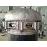 Buy cheap High Performance 400mm Plastic Pipe End Caps Nickel Coating Surface from wholesalers